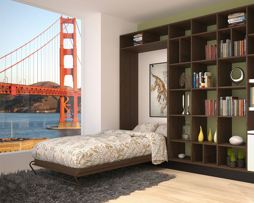 Wall Bed Gallery View Gallery